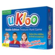 uKloo Riddle Edition Treasure Hunt Game by uKloo Kids Inc.