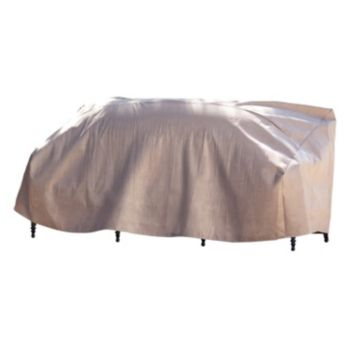 Duck Covers Elite 93-in. Patio Sofa Cover and Inflatable Airbag