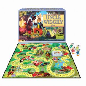Uncle Wiggily Game by Winning Moves