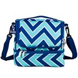 Kids Wildkin Double Decker Patterned Lunch Bag