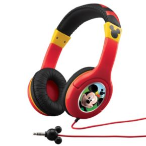 Disney's Mickey Mouse Clubhouse Youth Headphones