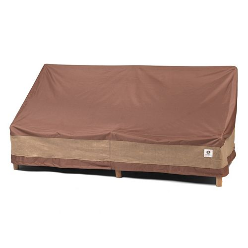 Duck Covers Ultimate 54-in. Patio Loveseat Cover