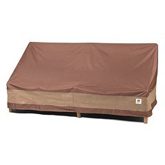 Duck Covers Ultimate 62-in. Patio Loveseat Cover