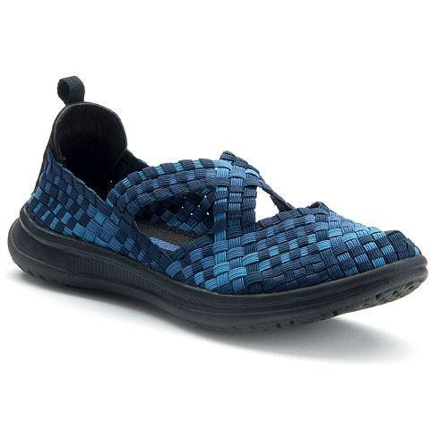 Tek Gear 174 Women S Stretch Woven Casual Shoes