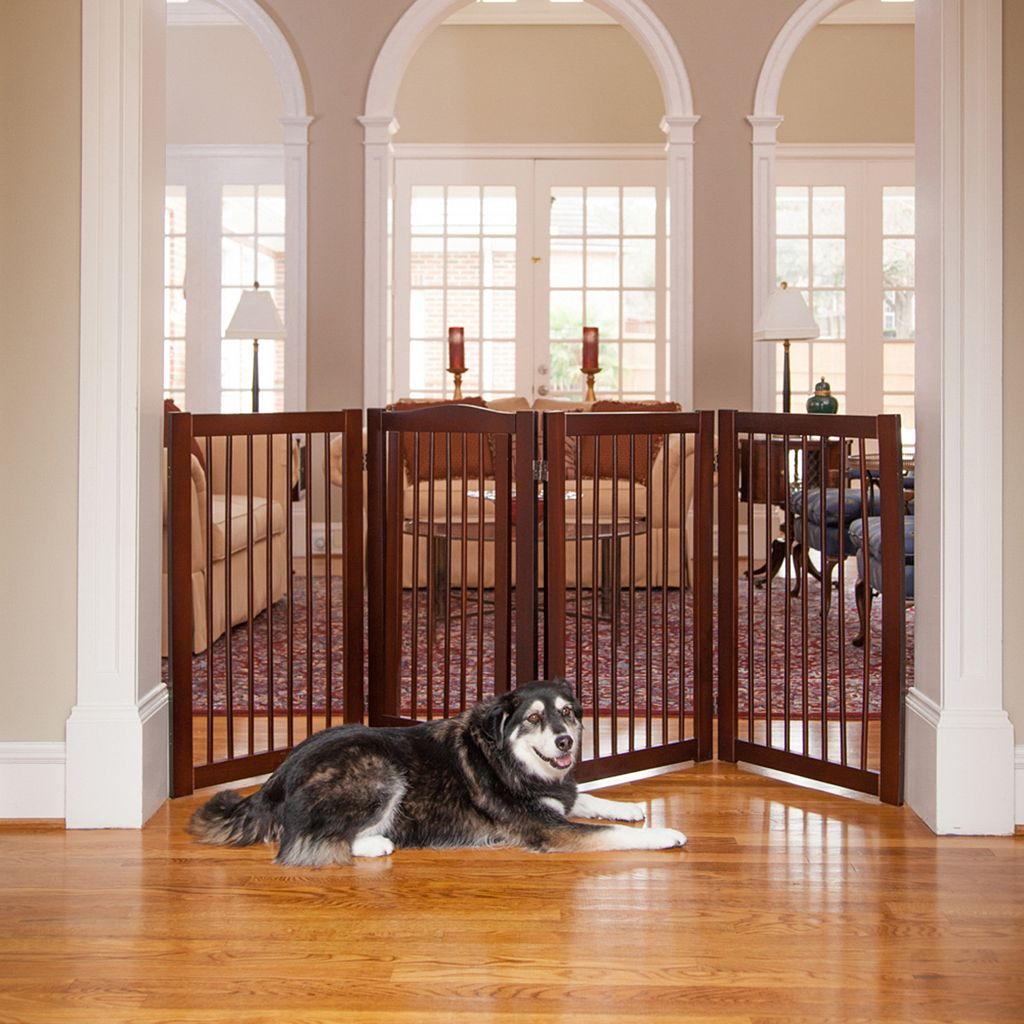 Primetime Petz 36-Inch 360 Degree Configurable Door Pet Gate