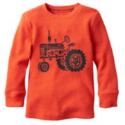 Jumping Beans® Thermal Graphic Tee - Toddler Boy