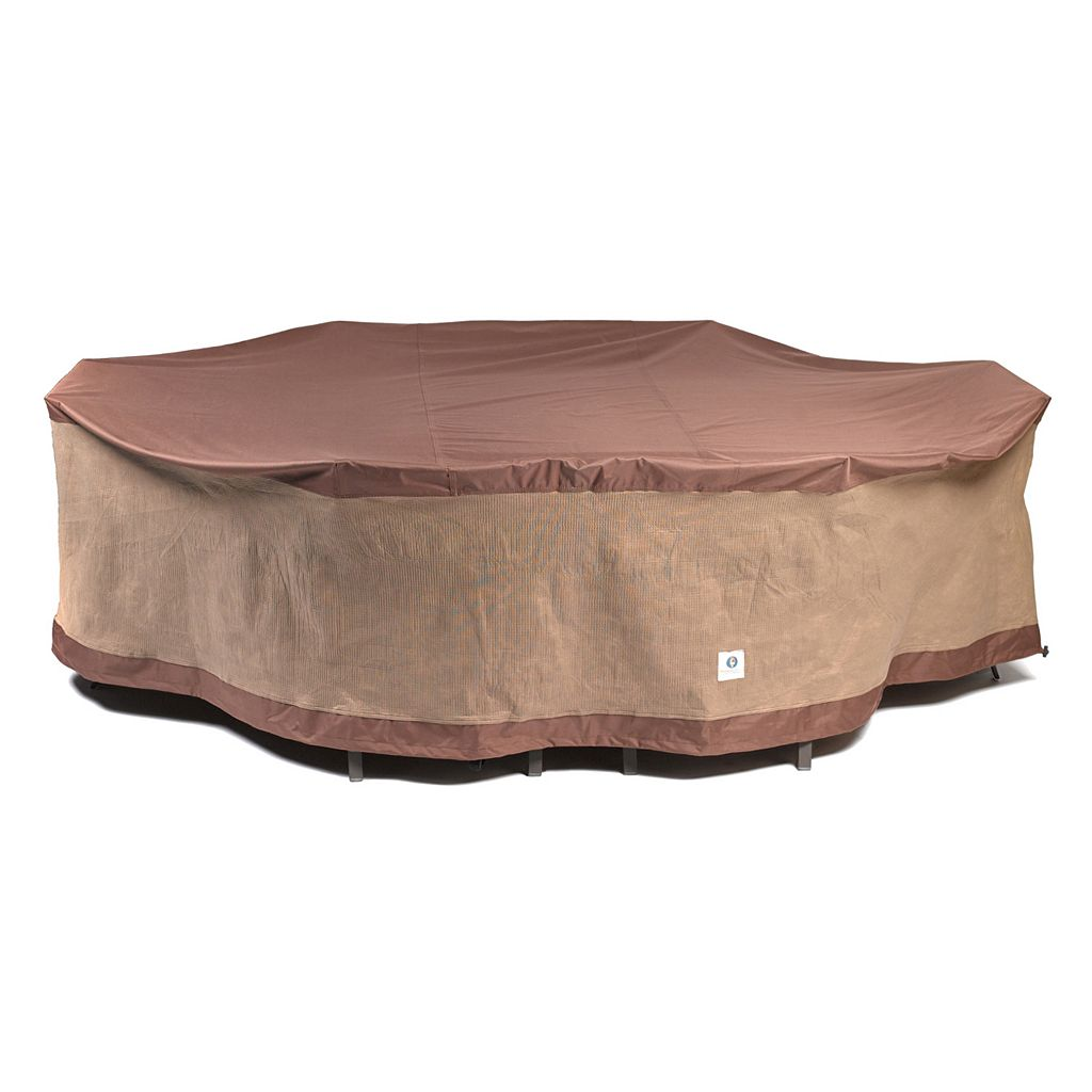 Duck Covers Ultimate 127-in. Table and Chairs Cover