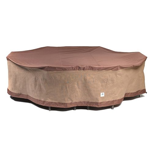 Duck Covers Ultimate 140-in. Table and Chairs Cover