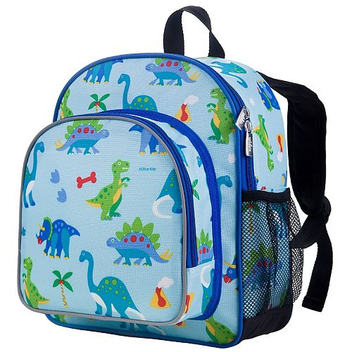 Kids Wildkin Olive Kids Pack 'n Snack Backpack