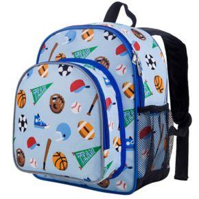 Kids Wildkin Olive Kids Pack 'n Snack Backpack
