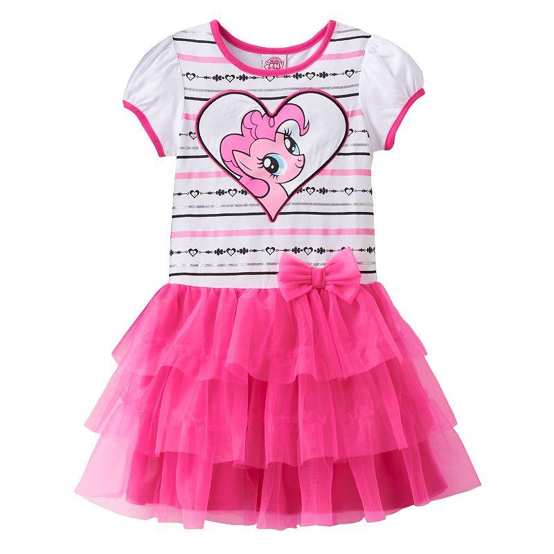 My Little Pony Pinkie Pie Dress - Girls 4-6x