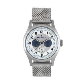 Peugeot Men's Stainless Steel Watch - 1049S