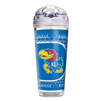 Kansas Jayhawks Acrylic Party Cup