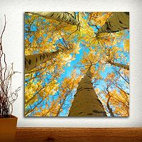''Aspen Up'' Wall Art
