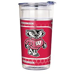 Wisconsin Badgers Acrylic Party Cup