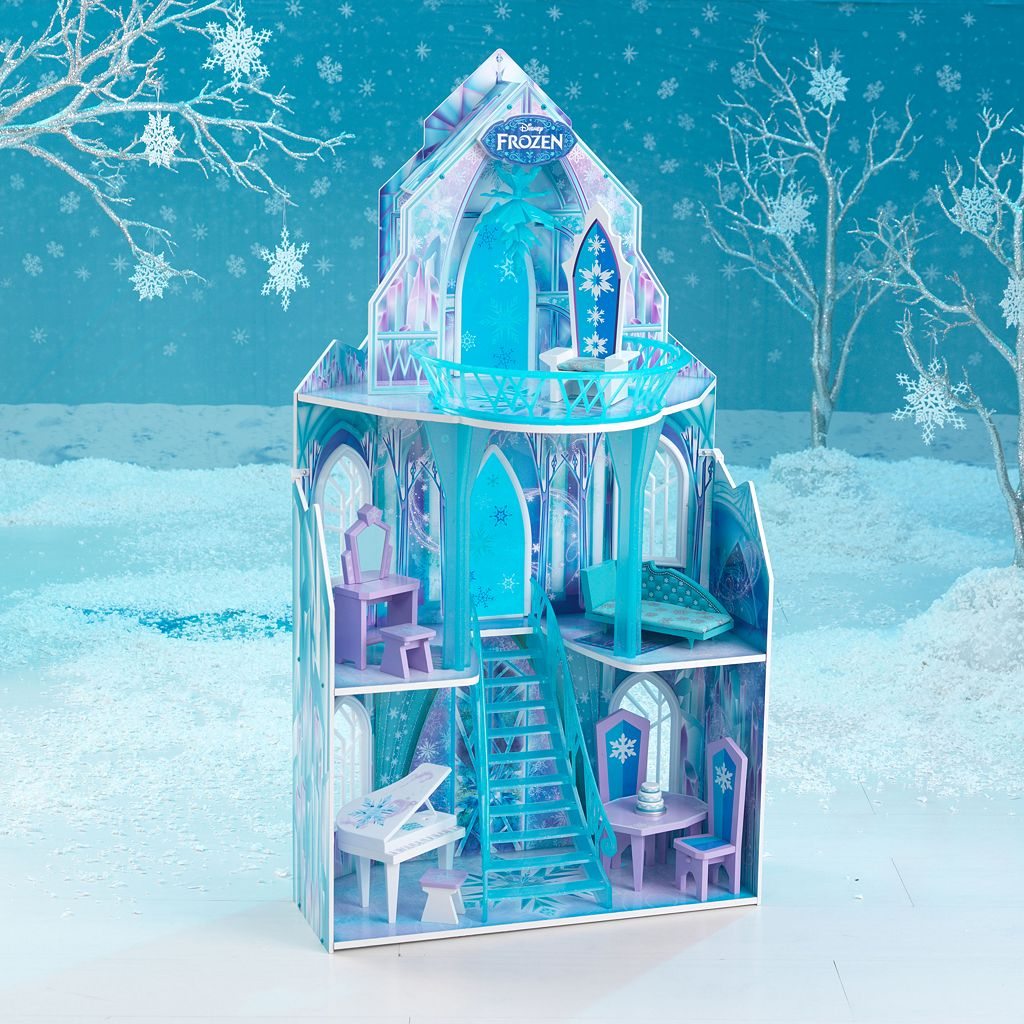 Disney's Frozen Ice Castle Dollhouse by KidKraft