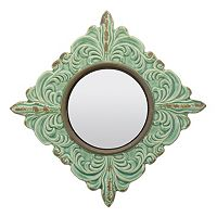 Stonebriar Collection Diamond Wall Mirror
