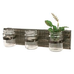 Stonebriar Collection Jar Wall Decor