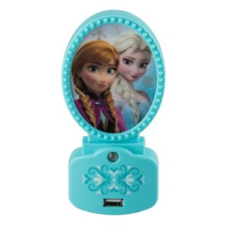 Disney's Frozen Glowlight Night Light & USB Charger