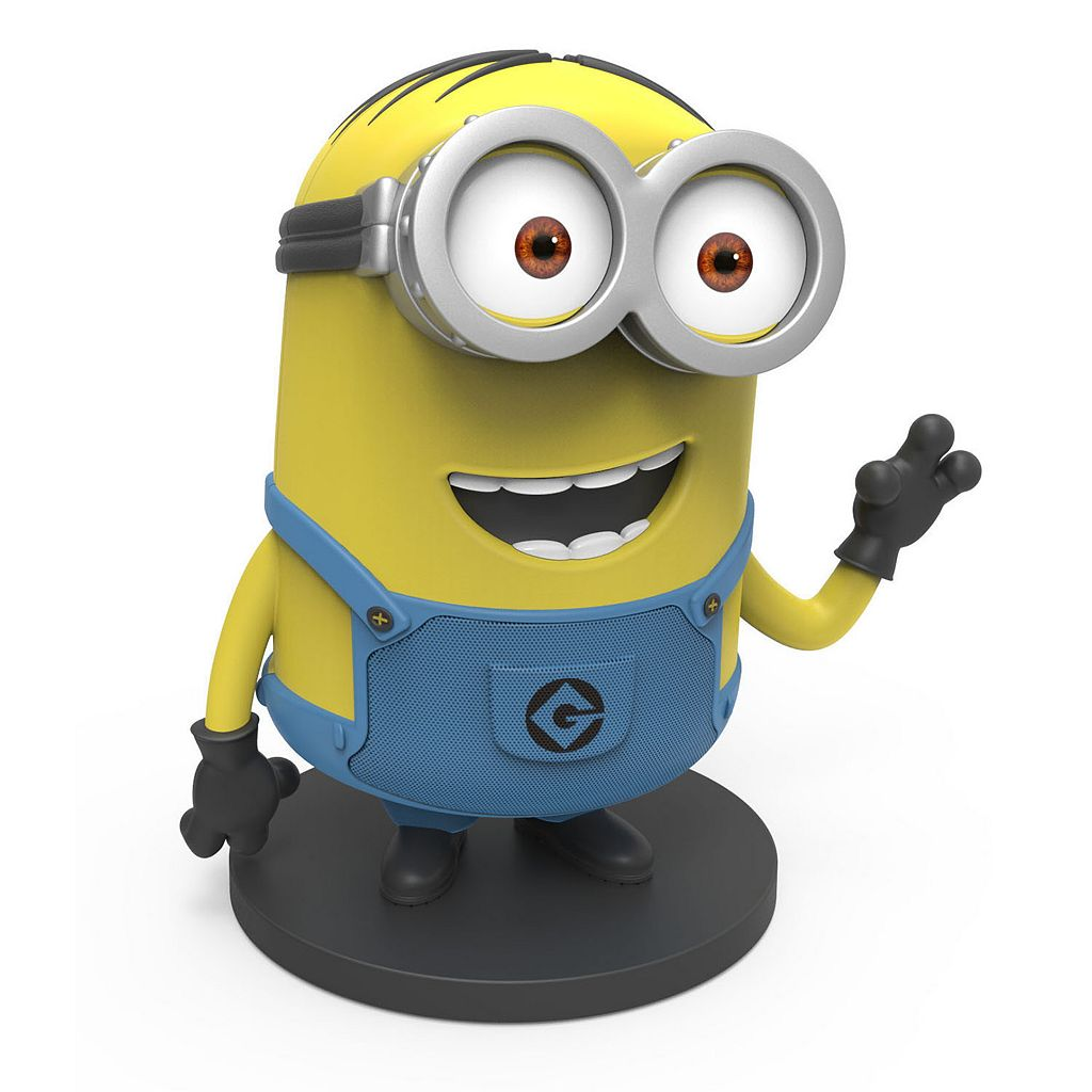 Minions Bob Rechargeable Bluetooth Speaker