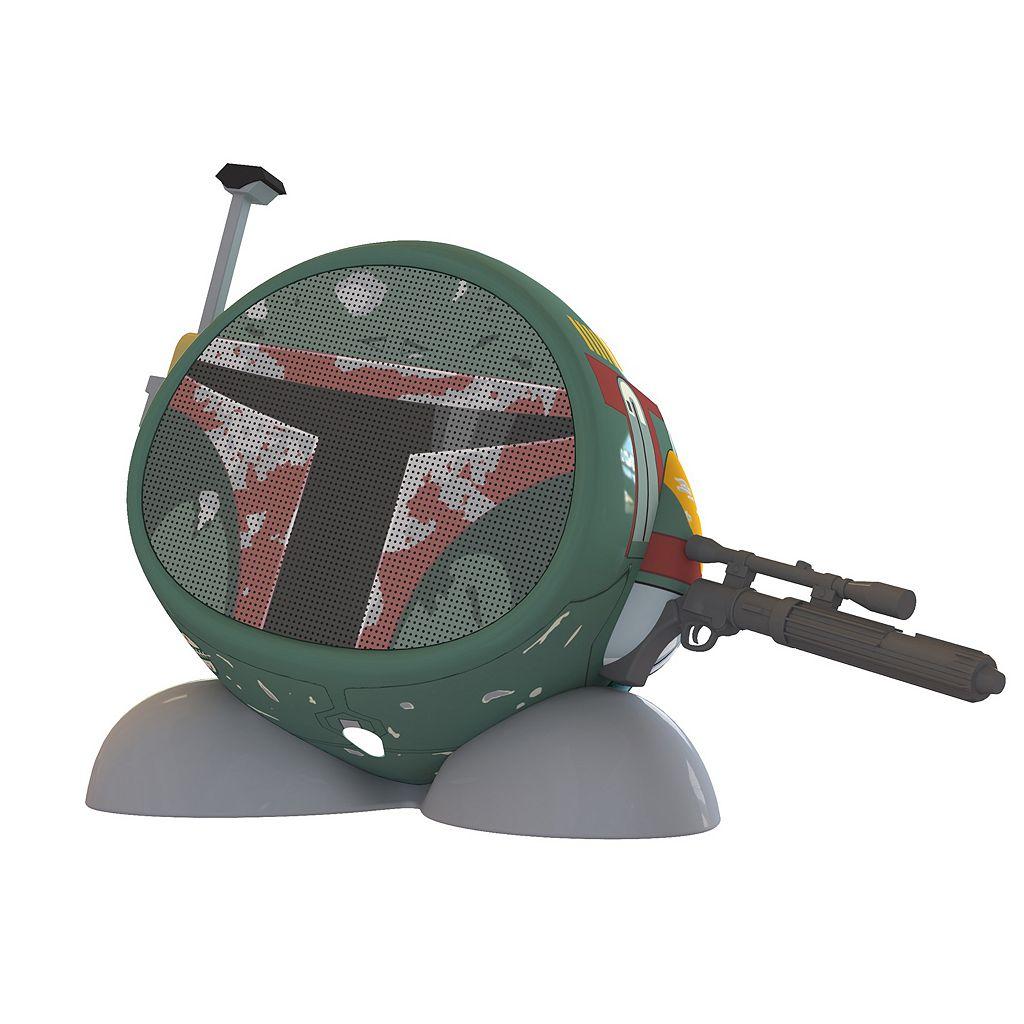 Star Wars Boba Fett Rechargeable Bluetooth Speaker
