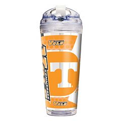 Tennessee Volunteers Acrylic Tumbler With Metallic Wrap