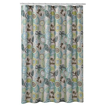 Home Classics® Rimson Fabric Shower Curtain
