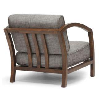 Baxton Studio Velda Modern Accent Chair