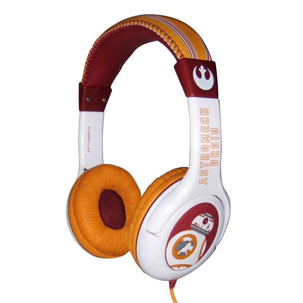 Kids Star Wars: Episode VII The Force Awakens Lead Droid Headphones