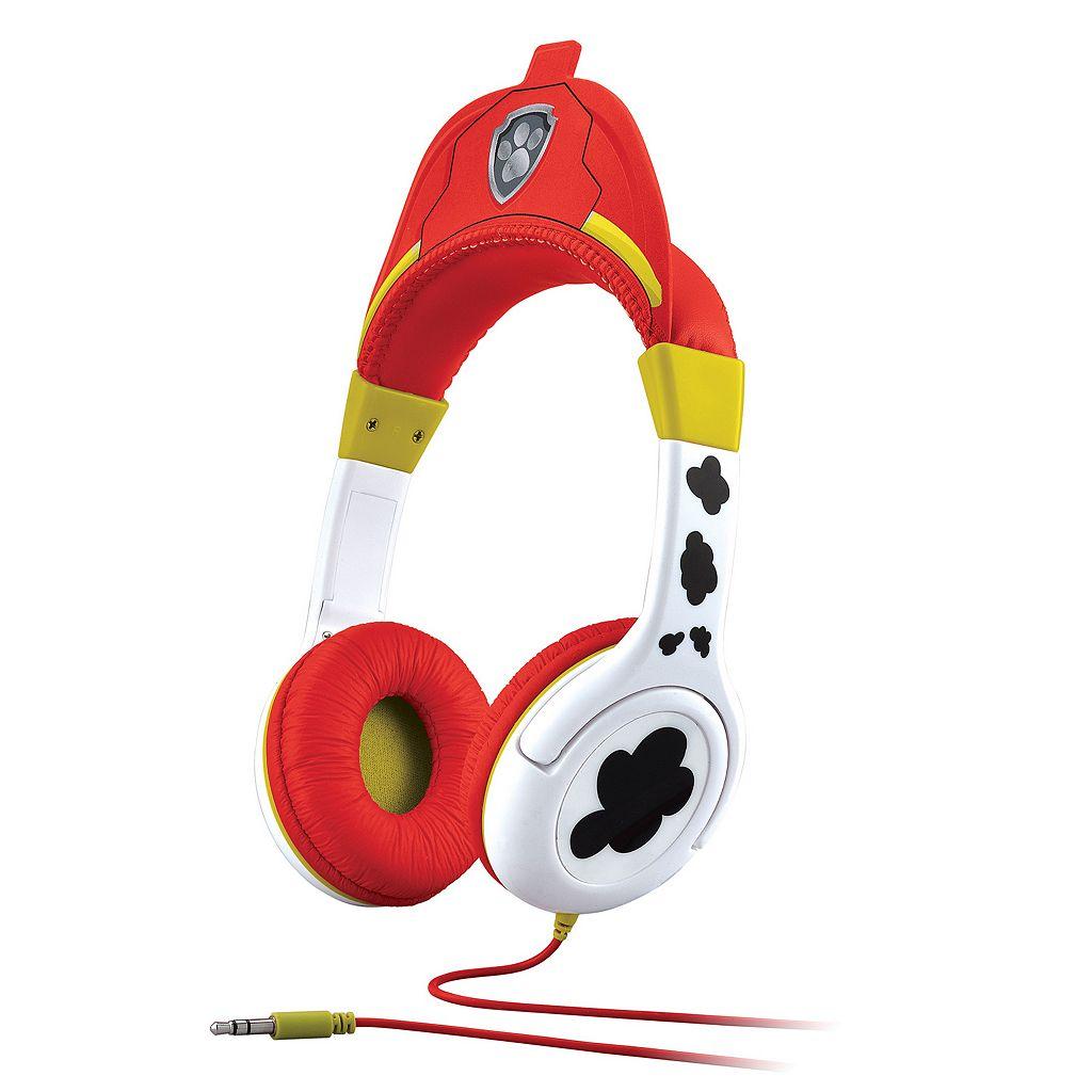 Kids Paw Patrol Headphones