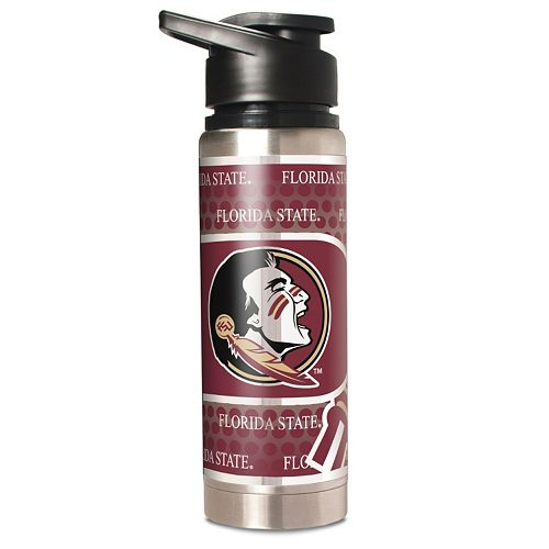 Florida State Seminoles Stainless Steel Water Bottle