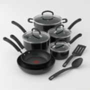 T-Fal 12-pc. Ultimate Hard-Enamel Cookware Set
