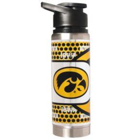 Iowa Hawkeyes Stainless Steel Water Bottle
