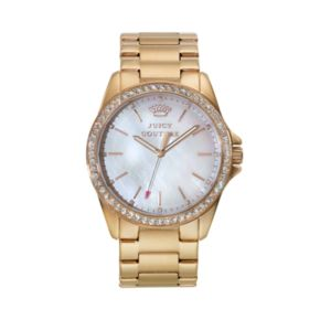 Juicy Couture Women's Stella Crystal Watch