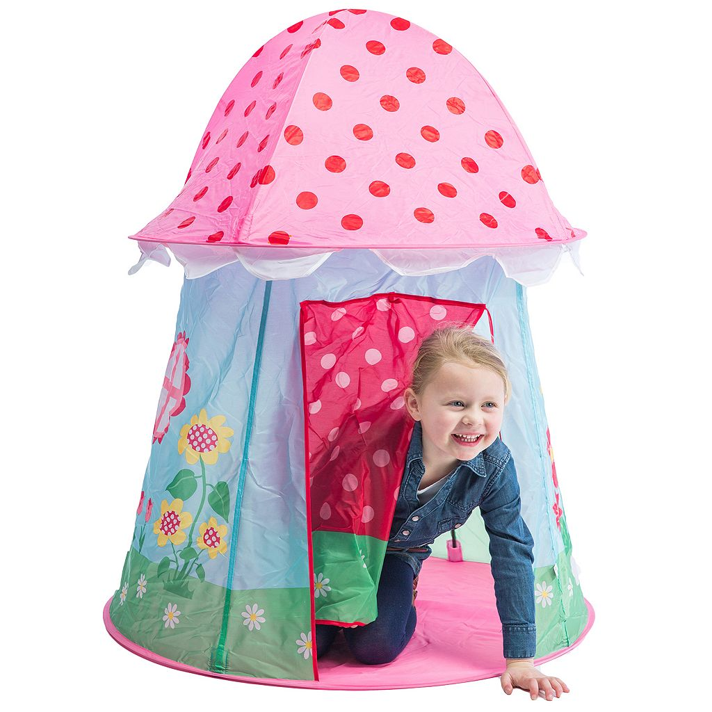 Fun2Give Pop-it-Up children's' Flower play tent
