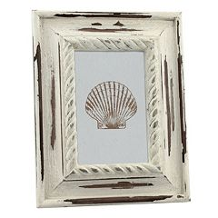 Stonebriar Collection 4' x 6' Wood Coastal Frame