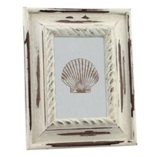 "Stonebriar Collection 4"" x 6"" Wood Coastal Frame"