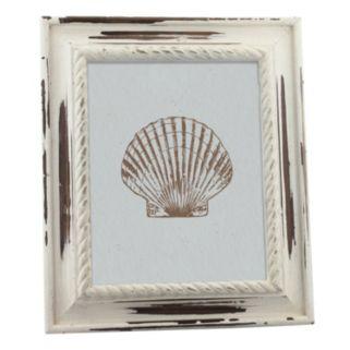 "Stonebriar Collection 8"" x 10"" Wood Coastal Frame"