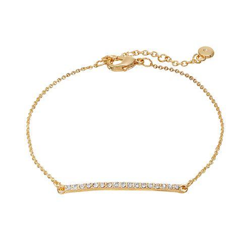 LC Lauren Conrad Bar Link Bracelet
