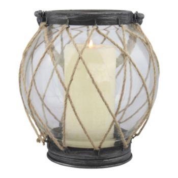 Stonebriar Collection Vintage Nautical Globe Lantern