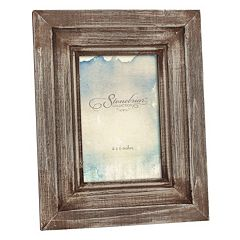 Stonebriar Collection 4' x 6' Weathered Photo Frame