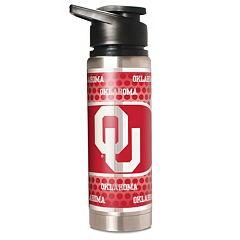 Oklahoma Sooners Stainless Steel Water Bottle