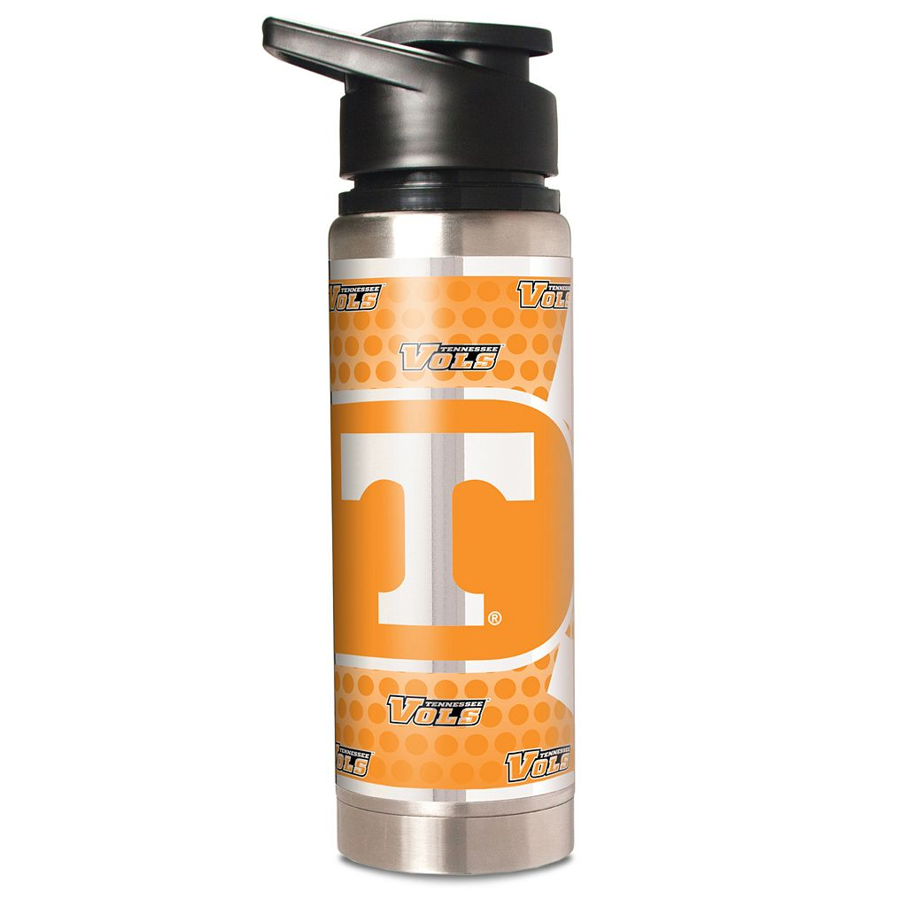 Tennessee Volunteers Stainless Steel Water Bottle