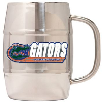 Florida Gators Stainless Steel Barrel Mug