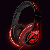 Marvel Avengers LED Color-Changing Headphones by iHome