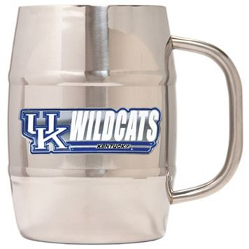 Kentucky Wildcats Stainless Steel Barrel Mug