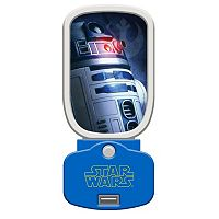 Star Wars R2D2 Glowlight Night Light & USB Charger