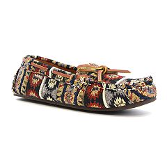 LAMO Women's Sabrina Moccasin Slippers