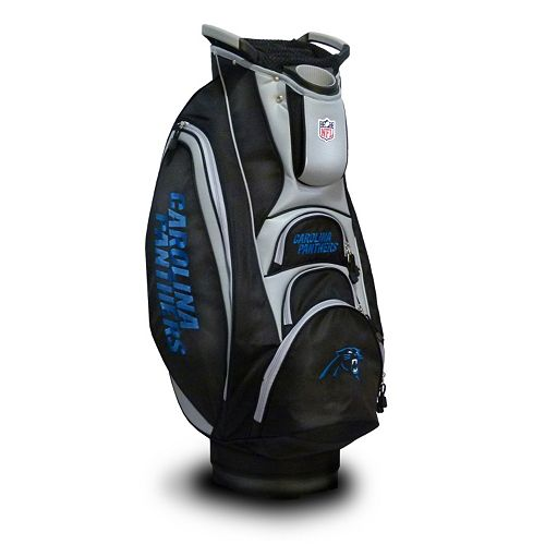Team Golf Carolina Panthers Victory Cart Bag