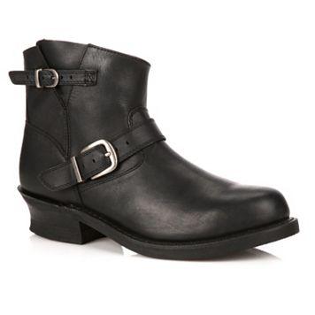 Durango Soho Men's Engineer Ankle Boots